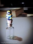 Minion on a bottle.